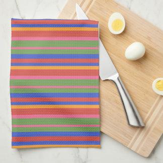 D'art populaire de collection serviette de cuisine serviettes éponge