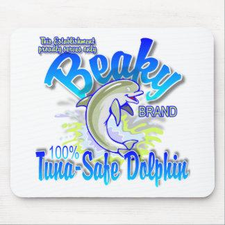 Dauphin Thon-Sûr de marque Beaky Tapis De Souris