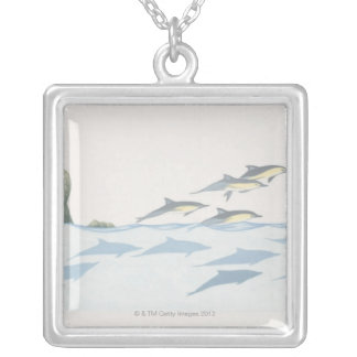 Dauphins communs pendentifs