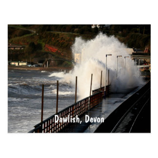 Dawlish, Devon Carte Postale
