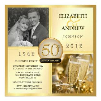 de 50ste Gouden Uitnodigingen van de Partij van de