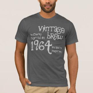 de 50ste Wijnoogst van het Jaar van de Verjaardag T Shirt