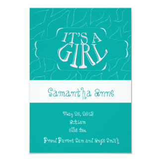 De Aankondiging van de Geboorte van het Meisje van