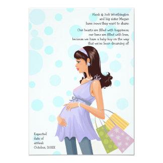 De Aankondiging van het Mamma van het moederschap