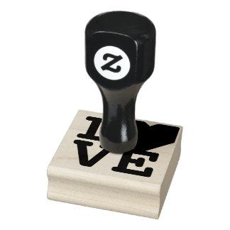 De Ambacht van de Kunst van de Valentijnsdag DIY Rubberstempel