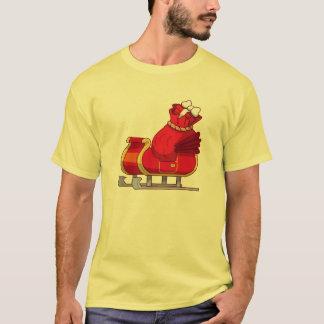 De Ar van de kerstman T Shirt