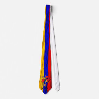 De Armeense Revolutionaire Vlag van de Federatie Stropdassen