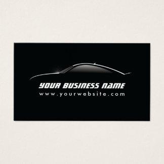 De automobiel Koele AutoReparatie van het Visitekaartjes