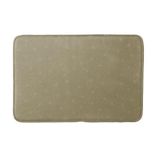 De Badmat van Pawprint van Taupe