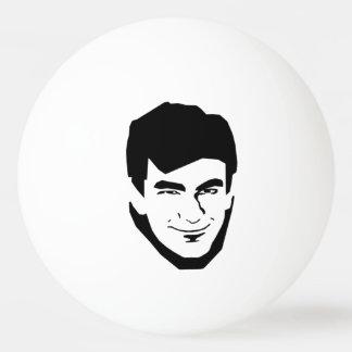 De Ballen van de Pingpong van Rama van Ritter