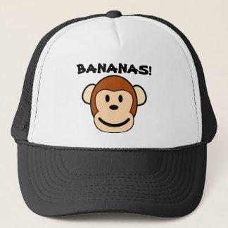 De Bananen van het Pet van de aap!