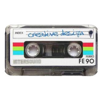 De Band van de cassette Ipod 4 Hoesje