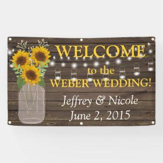 De Banner van het Huwelijk van de Douane van de