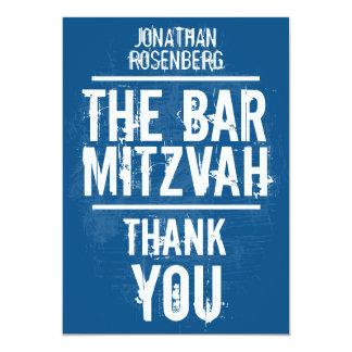 De Bar mitswa van de popgroep dankt u in Blauw - Kaart