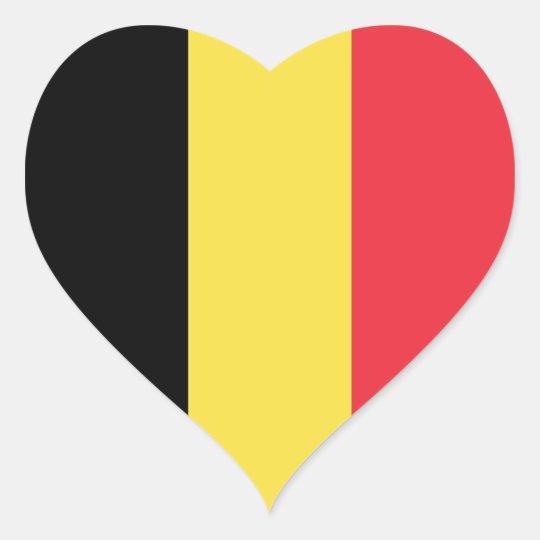 Image result for belgische vlag in hart
