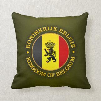 De Belgische Vlag van de Staat Sierkussen