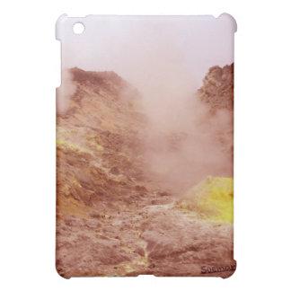 De Berg van de zwavel iPad Mini Cover