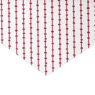De bessenpapieren zakdoekje van Kerstmis Tissuepapier