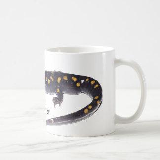 De bevlekte Mok van de Salamander
