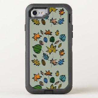 De Bladeren van de herfst op Otterbox voor iPhone