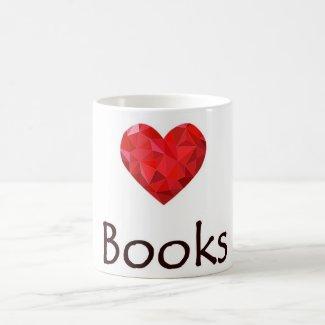 De Boeken van het hart Koffiemok