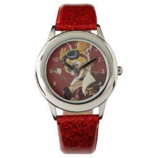 De Bommen Pinup van Quinn van Harley Horloges