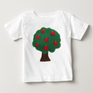 De Boom van Apple Baby T Shirts