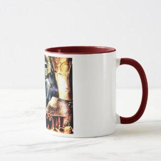 De bout tasse de café
