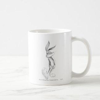 ™ de BUGS BUNNY dessinant 2 Mug