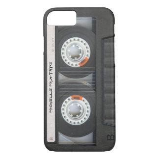 De Cassette Mixtape van de douane iPhone 7 Hoesje