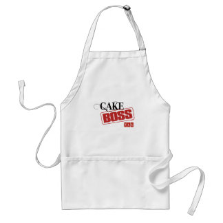 De Chef- Schort van de cake schorten
