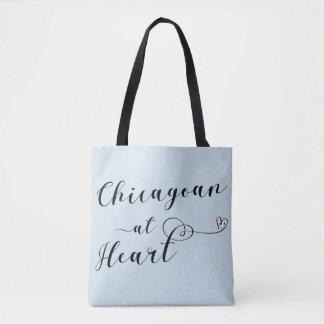 De Chicago au sac d'épicerie de coeur, Chicago