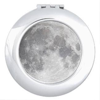 De Compacte Spiegel van de volle maan Makeup Spiegel