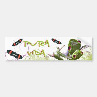De Costa Ricaanse Sticker van de Bumper van de