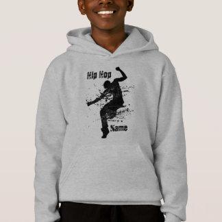 De Danser van Hip Hop van de douane
