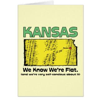 ~ de devise du Kansas KS que nous connaissons que Carte De Vœux