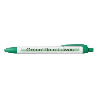 De Dienst van het gazon Promotie Zwarte Inkt Pen