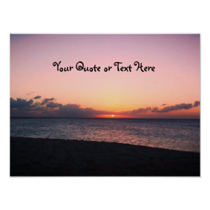Citaten Over Zonsondergang : Strand citaten cadeaus zazzle be