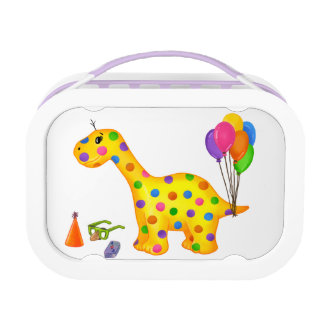 De Doos van de Lunch Dino-Buddies™ - Rollo™ Lunchbox