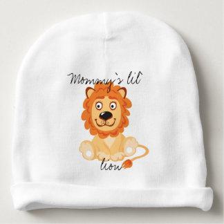 De Douane Beanie van de Leeuw van Lil van de Baby Mutsje