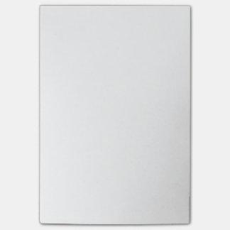 De douane post-It® neemt nota van 4x6 Post-it® Notes