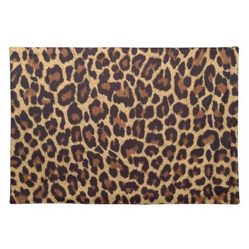 De Druk van de luipaard Onderleggers