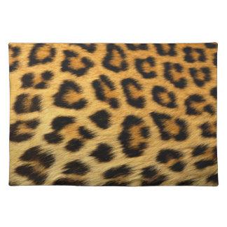 De Druk van de luipaard Placemat