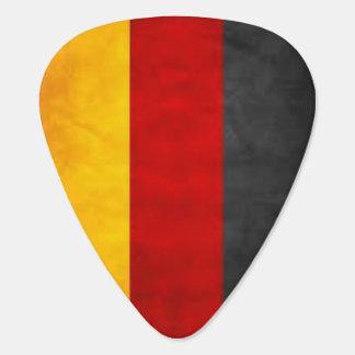 De Duitse Oogst van de Gitaar Grunge Plectrum