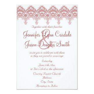 De elegante Uitnodigingen van het Huwelijk van het