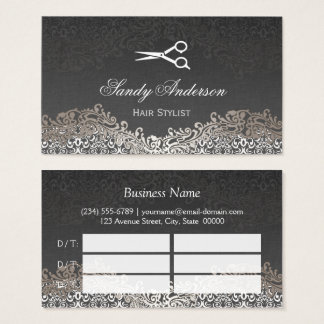 De elegante Zilveren MultiBenoeming van de Salon Visitekaartjes