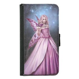De Fee van Titania Koningin Galaxy S5 Wallet Case