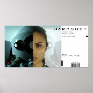 De filmposter van Hardsuit Poster