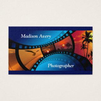 De Fotograaf van de Foto's van de Film van de Visitekaartjes
