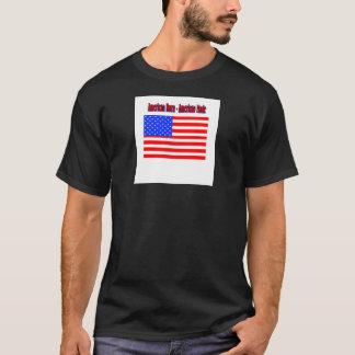 De fundamentele Donkere Aangepaste Sjabloon van de T Shirt